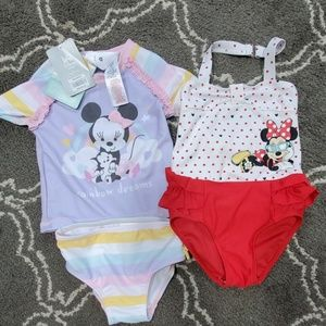 Disney Baby Bathing Suits!